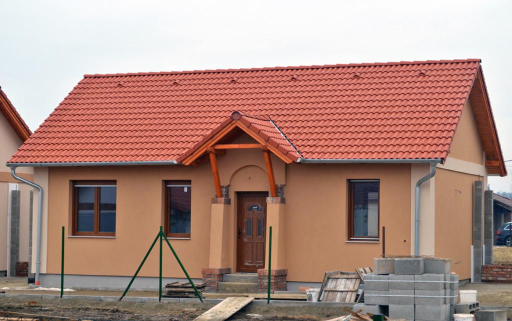 eladó újépítésű ház Szombathely