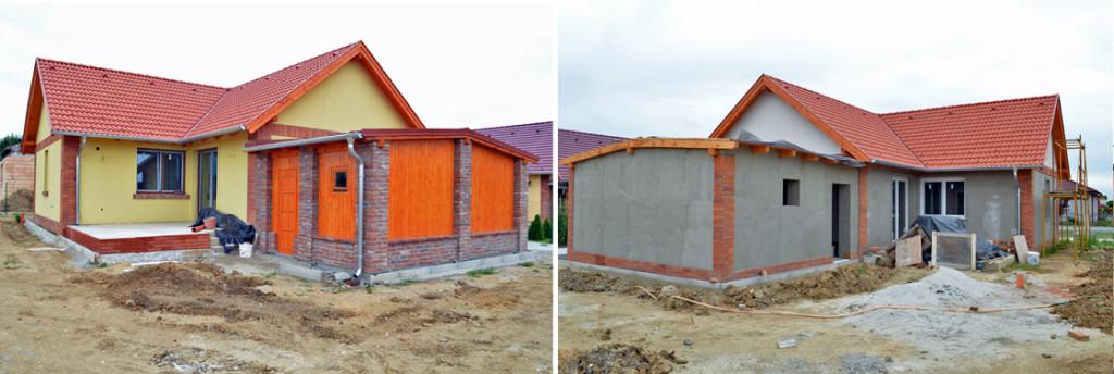Újépítésű ház Szombathely