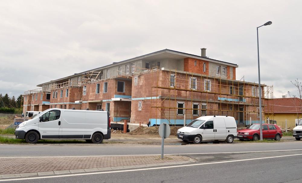 új építésű lakás Szombathely O01